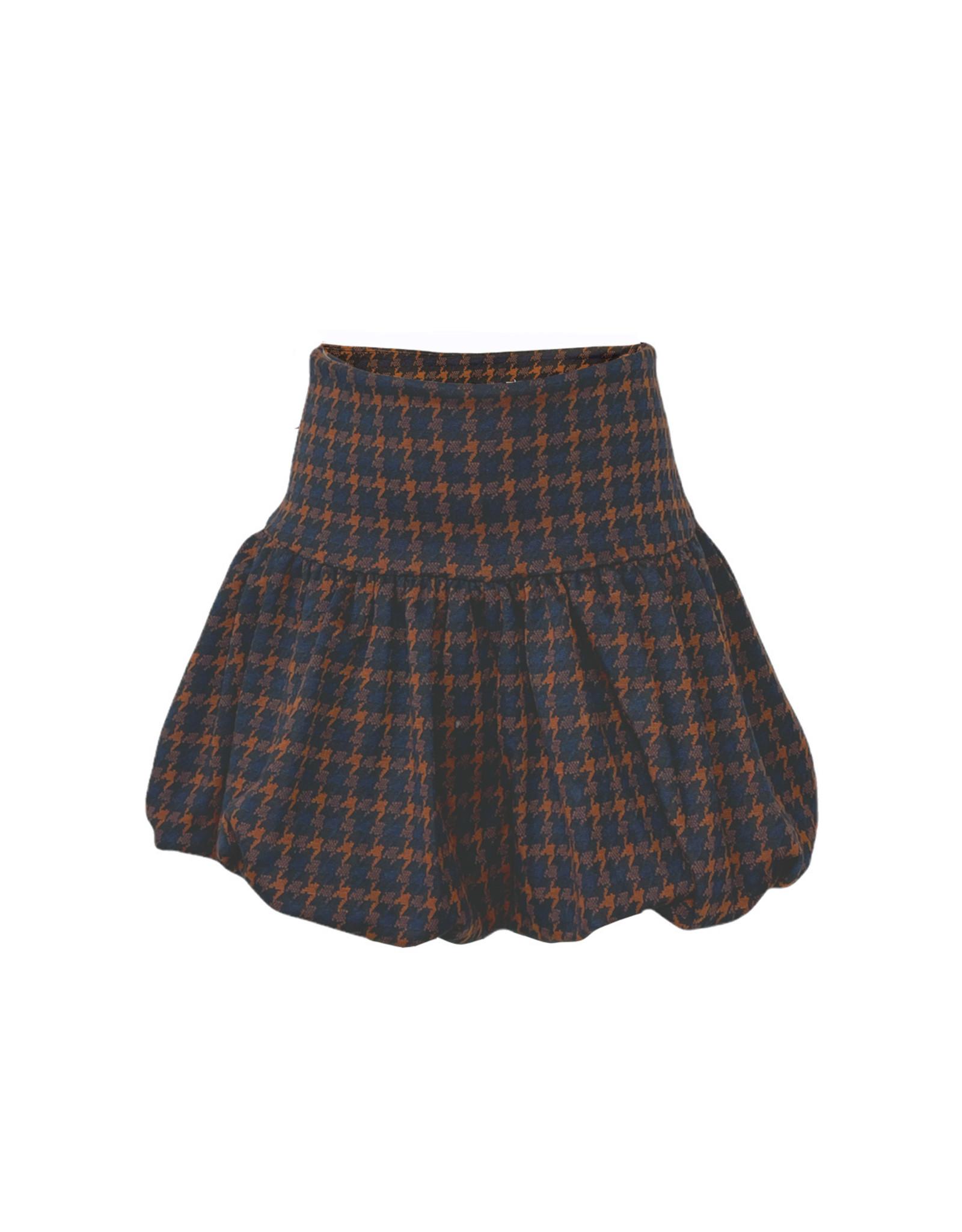 Topitm Topitm Maxime skirt rusty red/black
