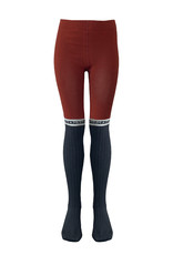 Topitm Topitm Sanne maillot grey/rusty red