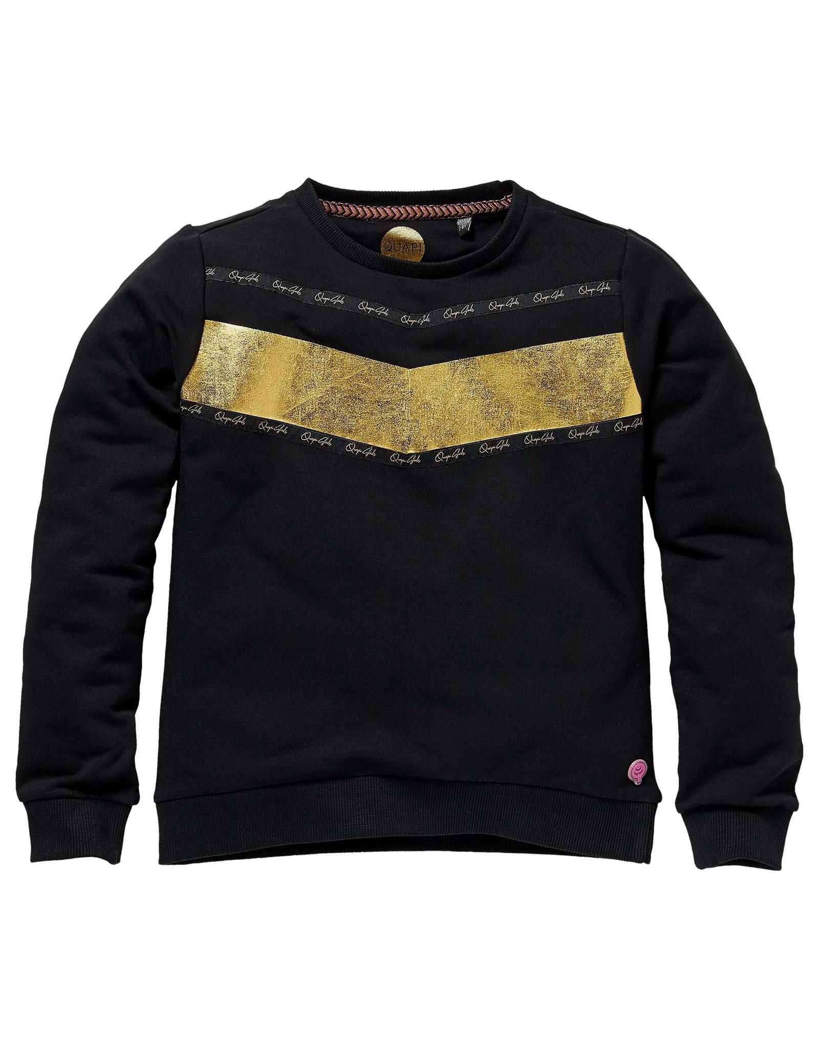Quapi Quapi sweater Kennedy black