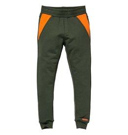 Quapi Quapi sweatpant Koert green dark
