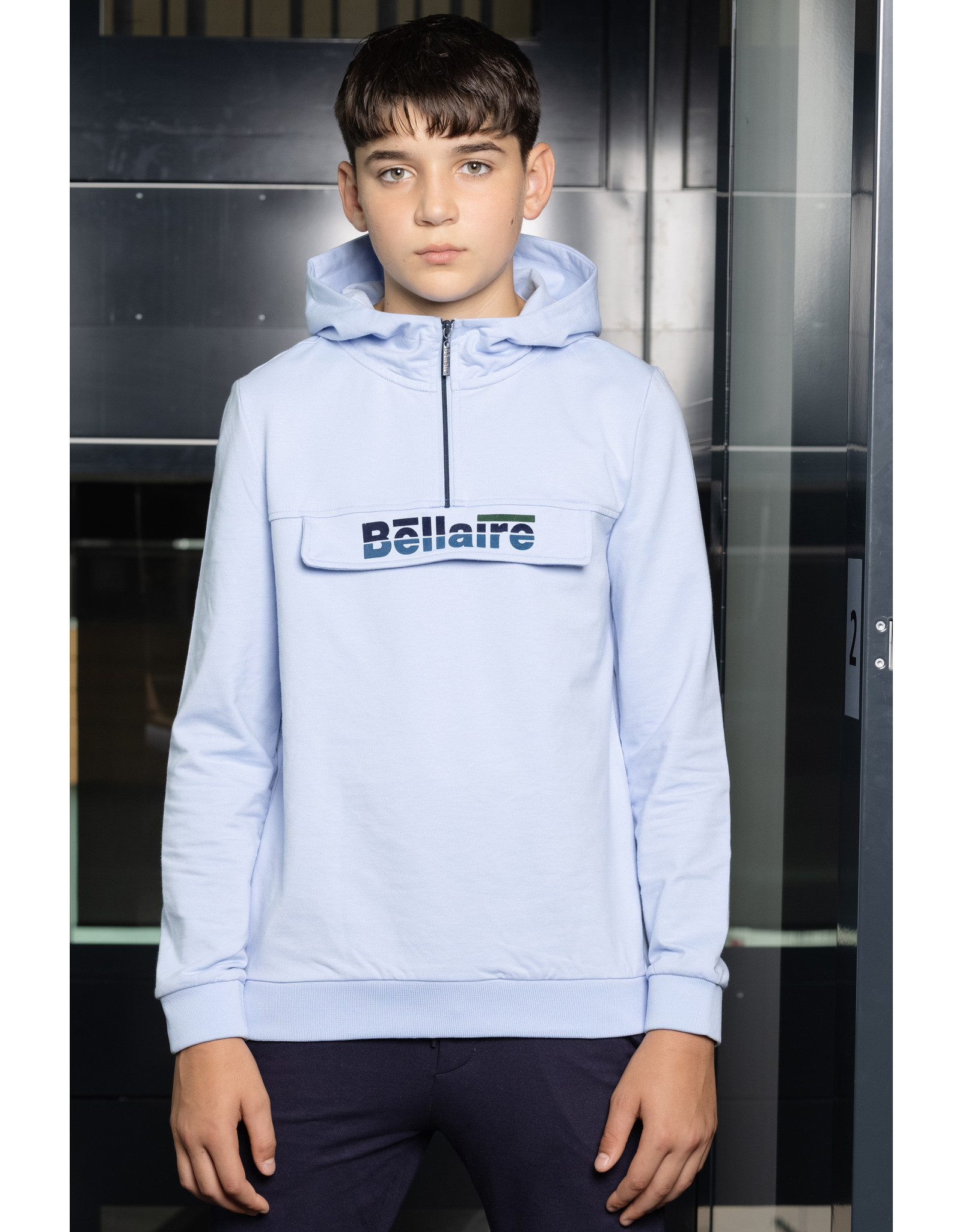 Bellaire Bellaire sweater 4307 air blue