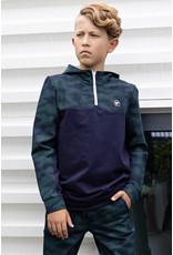 Bellaire Bellaire sweater 4310 navy blazer