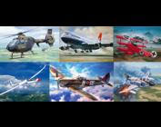 Flugzeuge & Hubschrauber