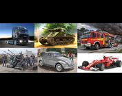 Fahrzeuge & Geschütze