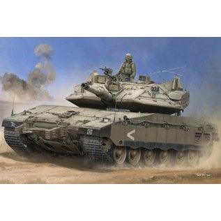 HobbyBoss IDF Merkava Mk IV - HobbyBoss - 1:35