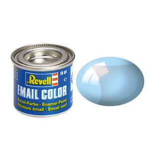 Revell  752 Enamel blau, klar
