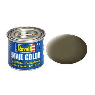 Revell  46 Enamel NATO-oliv, matt