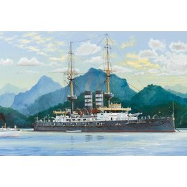 HobbyBoss HobbyBoss - Japanese Battleship Mikasa 1902 - 1:200