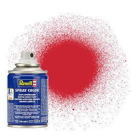 Revell Revell - Spray Color 330 feuerrot - seidenmatt
