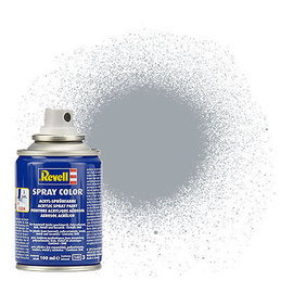Revell Revell - Spray Color 90 silber - metallic
