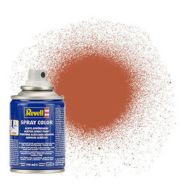 Revell Revell - Spray Color 85 braun - matt