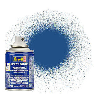 Revell Spray Color 56 blau - matt