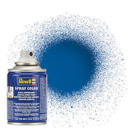Revell Revell - Spray Color 52 blau - glänzend