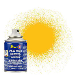 Revell Revell - Spray Color 15 gelb - matt