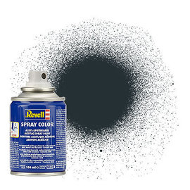 Revell Revell - Spray Color 09 anthrazit - matt