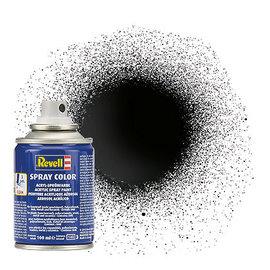 Revell Revell - Spray Color 07 schwarz - glänzend