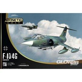 Kinetic Kinetic - Lockheed F-104G Starfighter GAF/GN - 1:48