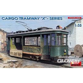 "MiniArt MiniArt - Cargo Tramway ""X""-Series - 1:35"