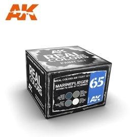 AK Interactive AK Real Color Set - Marineflieger Norm76 und 87