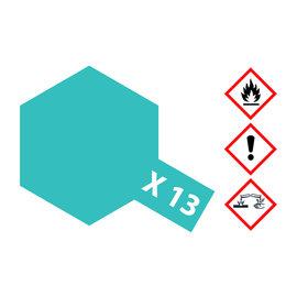 TAMIYA TAMIYA - X-13 Metallic-Blau glänzend 23 ml