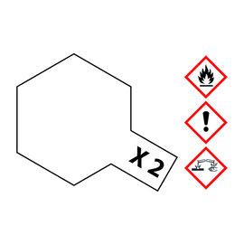 TAMIYA TAMIYA - X-2 Weiß glänzend 23 ml
