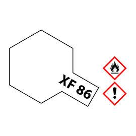 TAMIYA TAMIYA - XF-86 Klarlack matt 10ml Acryl
