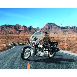Revell Revell - US Police Motorbike - 1:8