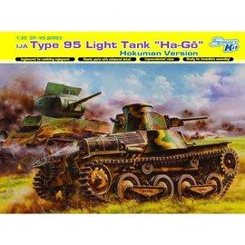 "Dragon Dragon - IJA Type 95 ""Ha-Go"" Hokuman Version - 1:35"