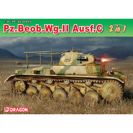 Dragon Dragon - Pz.Beob.Wg.II Ausf.A-C - 1:35