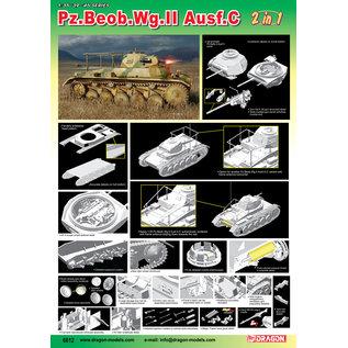 Dragon Pz.Beob.Wg.II Ausf.A-C - 1:35