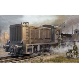 Trumpeter Trumpeter - German WR 360 C12 Locomotive - 1:35