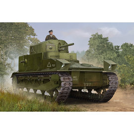 HobbyBoss HobbyBoss - Vickers Medium Tank MK I - 1:35