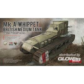 MENG MENG - British Medium Tank Mk.A Whippet - 1:35