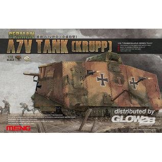 MENG German A7V Tank (Krupp) - 1:35