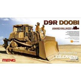 MENG MENG - D9R Armored Bulldozer - 1:35