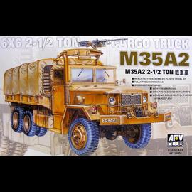 AFV-Club AFV-Club - M35A2 6x6 2-1/2ton Cargo Truck - 1:35