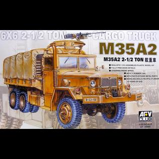 AFV-Club M35A2 6x6 2-1/2ton Cargo Truck - 1:35