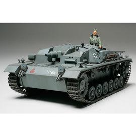 TAMIYA Tamiya - Sd.Kfz. 142 Sturmgeschütz III Ausf. B - 1:35