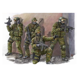 Trumpeter Trumpeter - Modern German KSK Commandos - 1:35
