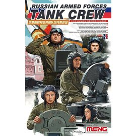 MENG MENG - Russian Armed Forces Tank Crew - 1:35