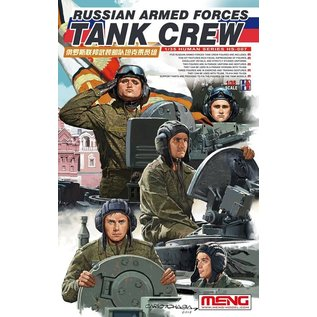 MENG Russian Armed Forces Tank Crew - 1:35