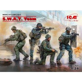 ICM ICM - S.W.A.T. Team - 1:24