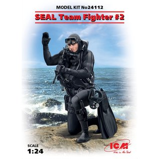 ICM SEAL Team Fighter #2 - 1:24