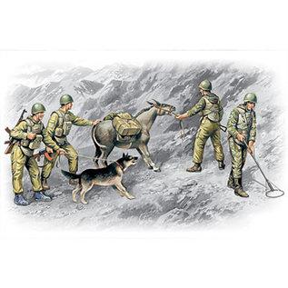 ICM Soviet Sappers Afghan War (1979-1988) - 1:35
