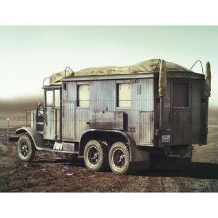 ICM Krupp L3H163 Funkhorchkraftwagen (Kfz. 72) - 1:35