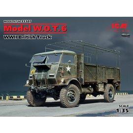 ICM ICM - British W.O.T. 6 Truck - 1:35