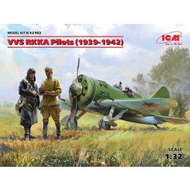 ICM ICM - VVS RKKA Pilots (1939-1942) - 1:32