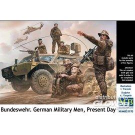 Master Box Master Box - Modern German (Bundeswehr) Soldiers - 1:35