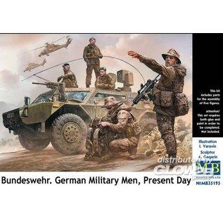 Master Box Modern German (Bundeswehr) Soldiers - 1:35