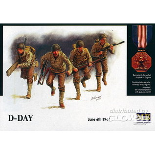 Master Box D-Day June 6th 1944 - 1:35